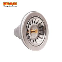 Sink Filter Stainless Steel Ruber Stopper SUS304 89247