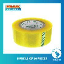 Transparent Tape 57550 (bundle of 20 pack)