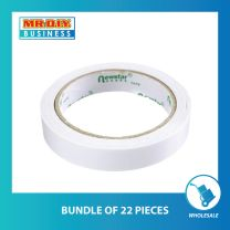 NEWSTAR Double-Sided Tape 18mm x 15m (bundle of 22 or 88 pack)
