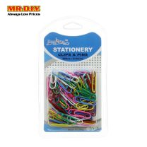 Colored Paper Clips (50 pcs)