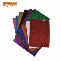 MR.DIY Multicolour  Craft Foam Sheet (12pcs)