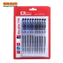 CHEN RONG Ball Point Pen in 2 Colors (10 pcs)
