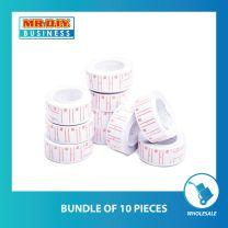 MR.DIY Price Tag Label Sticker Rolls (500pcs)