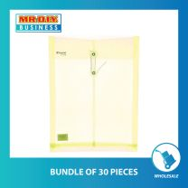 CHANYI Transparent String A4 Document Folder (1pc)