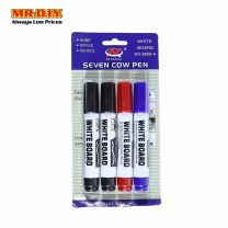 QINIU White Board Marker (4pcs)