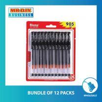 BLOMA Black Gel Ink Pen 0.5mm (12 pcs)