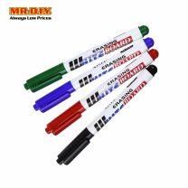 XINLU Multi-Colour White Board Marker (4pcs)