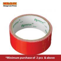 NEWSTAR Red Cloth Tape (35mm x 5m)