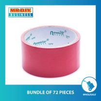 Cloth Tape (red) (bundle of 72 pack)