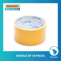 Cloth Tape (yellow) (bundle of 18 or 72 pack)