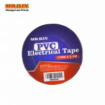 MR.DIY PVC Electrical Tape 17mm x 6.5m (3pcs)