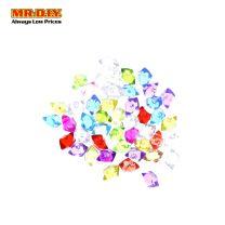 Mixed Color Aquarium Glass Marbles