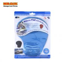 Gel Wrist Support Mouse Pad MTX0018