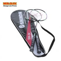Professional Badminton Racket BN-K5 2 Pcs