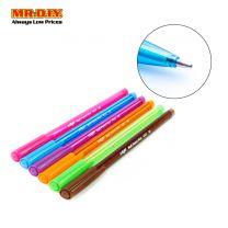 ZHIJI Colour Ball Point Pen 1.0mm (6pcs)
