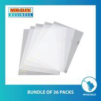 CHANYI PP L Folder A4 Size (5 pcs)