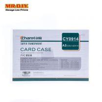 Super Transparent Card Case A5 CY0914
