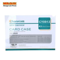Super Transparent Card Case A3 CY0913