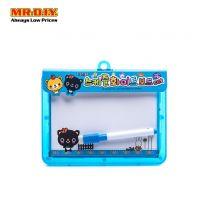 BLUEADD Mini White Board With Marker Set