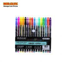 Neon Colour Pen 1.0mm (16 pcs)
