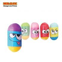 MR.DIY 5 Cute Skipping Beans Playset Toys
