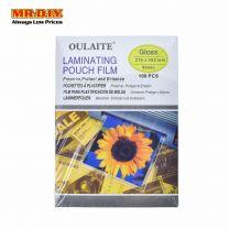 OULAITE Laminating Pouch Film 80mic (100pcs)