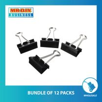 HONGYUE Black Binder Clip 41mm