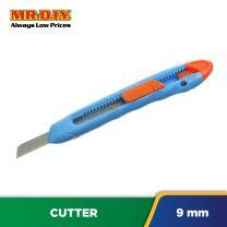 XW 9 mm Blade Standard duty Push Lock Snap-off Cutter