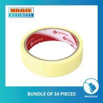 GINNVA Masking Tape White (2.4cm x 14m)