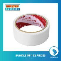 GINNVA 308C White Masking Tape (36 mm x 15 y)
