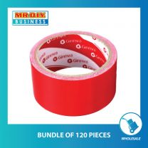 Cloth Tape 48Mm*7Y Red
