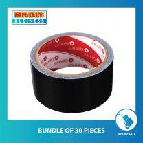GINNVA Sticky Black Duct Tape (48mm x 7y)