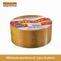 GINNVA Transparent Bopp Tape (48mm X 100m)