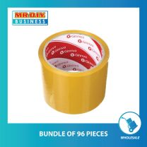 GINNVA Strong Adhesive Beige Bopp Tape (72mm x 40y)