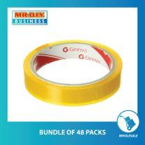 GINNVA Bopp Stationery Tape (18mm x 40y)