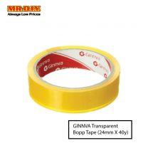 GINNVA Bopp Stationery Tape (24mm x 40y)