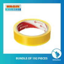 GINNVA Bopp Stationery Tape (24mm x 40y)(bundle with 48 or192 pcs)