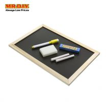 2 in 1 Writing Board Set 20x30cm