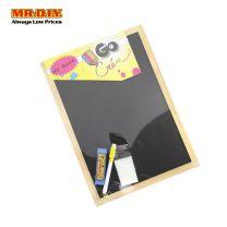 2 in 1 Writing Board Set 25x25cm