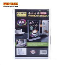 KEJEA Card Stand (A4) K-6006