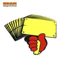 MR.DIY Board Pop Price Tags Large F-012 (12pcs)
