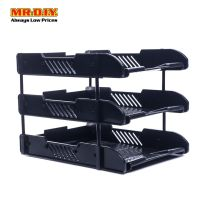 CHANYI 3 Tier Plastic Document File Tray
