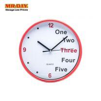 QUARTZ Wall Clock 8660
