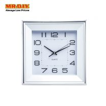 QUARTZ Square Wall Clock