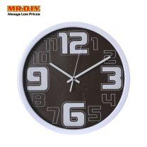 "Round Wall Clock 12"""