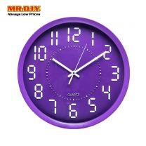 QUARTZ Wall Clock 6582# 13'