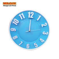 JIN HAI Plastic Wall Clock (30cm)