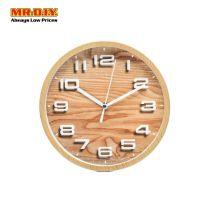Wall Clock 8' WH-6548#