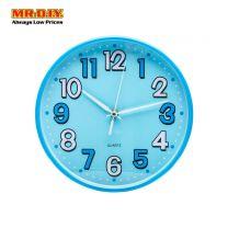 QUARTZ Wall Clock 10' WH-6573#