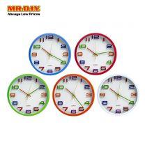 QUARTZ Wall Clock 12' WH-6612#